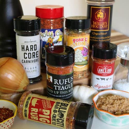 TEC Grills Best BBQ Rub Taste Test