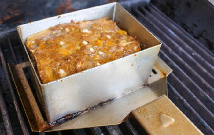 TEC Grills Infrared Meatloaf Pan - BBQ Meatloaf