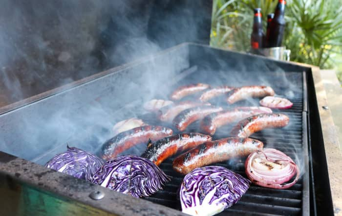 TEC Grills - Beer Bratwurst on the Grill