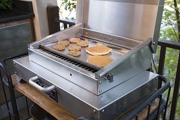 tec cherokee grill parts