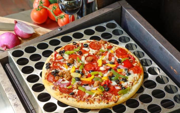 TEC Grills Favorite Kind of Pizza Classic