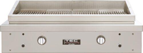 TEC Grills 44 inch Searmaster Lid Open